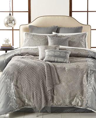 Hallmart Collectibles Koning 14 Pc Comforter Sets