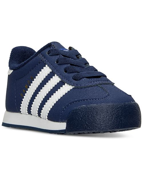 8d0080f0665f ... adidas Toddler Boys  Samoa Casual Sneakers from Finish Line ...