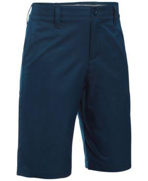 Under Armour Match Play Golf Shorts, Big Boys (8-20) 2912184