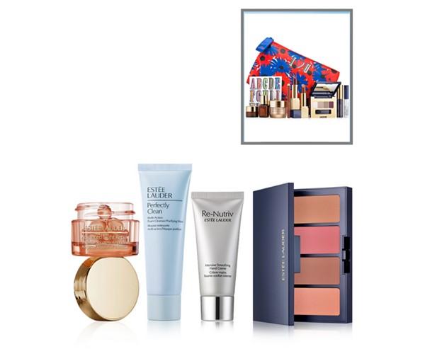 Receive a free 11-piece bonus gift with your $75 Estée Lauder purchase
