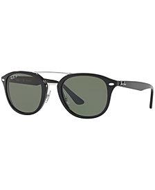 Ray-Ban Polarized Sunglasses, RB2183 53