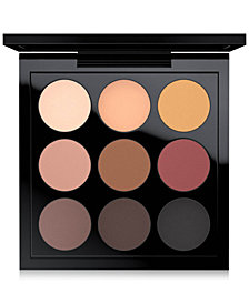 MAC Semi-Sweet x 9 Eye Shadow Palette
