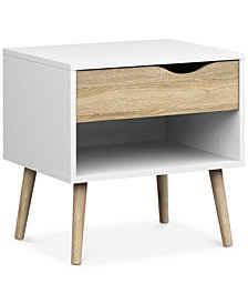 Sorena Nightstand, Quick Ship