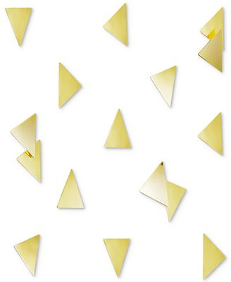 Umbra Wall Decor umbra confetti triangles wall decor - wall art - macy's