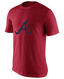 Nike Men's Atlanta Braves BP Logo Legend T-Shirt