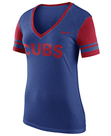 Nike Women's Chicago Cubs Fan Top