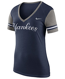 Nike Women's New York Yankees Fan Top