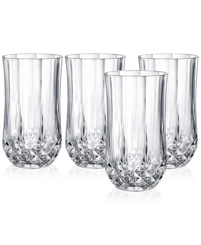 Longchamp - 4-Pc. Highball Glass Set