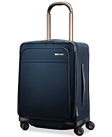 CLOSEOUT! Hartmann Metropolitan Domestic Carry-On Expandable Spinner Suitcase