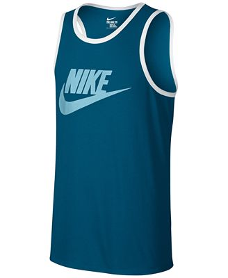 Nike Men's Ace Logo Graphic Tank - T-Shirts - Men - Macy's