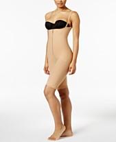 cab6a6d619c Leonisa Women's Firm Tummy-Control Lace-Trim WYOB Bodyshaper 018674N