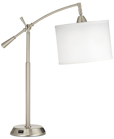 Pacific Coast Metal Workstation Table Lamp