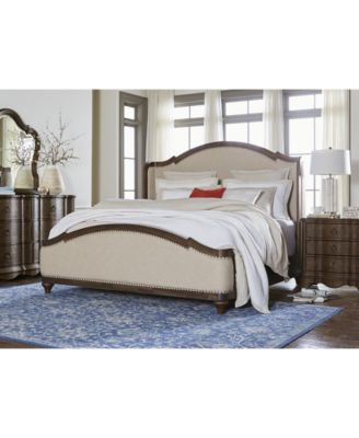 madden queen bed, created for macy's - furniture - macy's