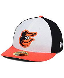 New Era Baltimore Orioles Low Profile AC Performance 59FIFTY Cap