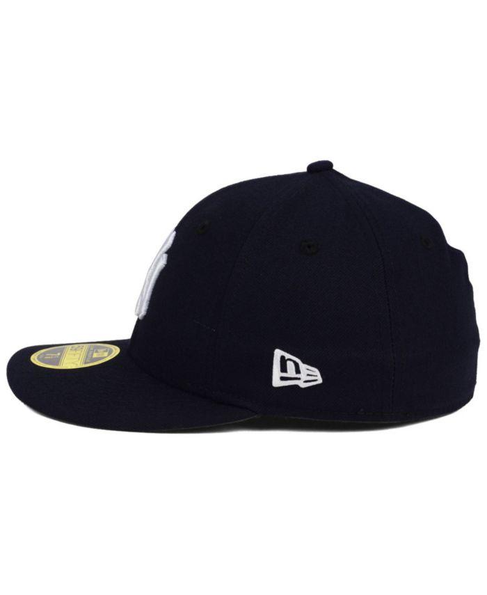 New Era New York Yankees Low Profile AC Performance 59FIFTY Cap & Reviews - Sports Fan Shop By Lids - Men - Macy's