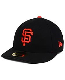 San Francisco Giants Low Profile AC Performance 59FIFTY Cap