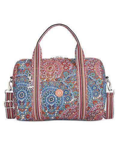 Kipling Folami Large Satchel - Handbags & Accessories - Macy's