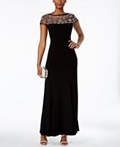 632d8b3829 R   M Richards Dresses for Women - Macy s
