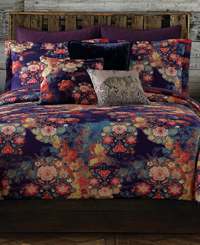 Tracy Porter Fleur Bedding Collection Bedding Collections Bed Amp Bath Macy S