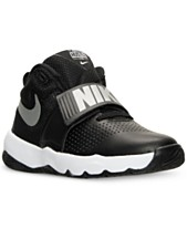 39b3b6583c2 Nike Big Boys  Team Hustle D8 Basketball Sneakers from Finish Line
