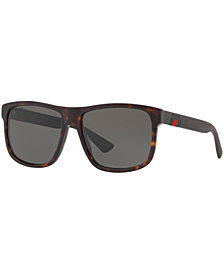 Gucci Polarized Sunglasses, GG0010S