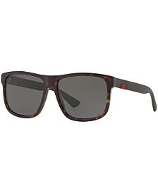 Gucci Polarized Sunglasses, GG0010S