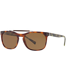 Burberry Polarized Sunglasses, BE4244