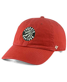 '47 Brand Toronto Raptors CLEAN UP Cap