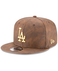 New Era Los Angeles Dodgers Butter So Soft 9FIFTY Snapback Cap