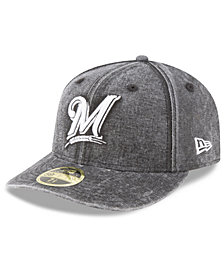 New Era Milwaukee Brewers 59FIFTY Bro Cap