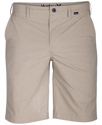 promo code 15eda 4abcb Hurley Men s Dri-FIT Chino Shorts   Reviews - Shorts - Men - Macy s
