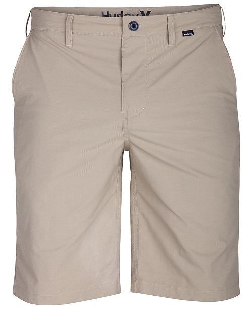 8fe010b03c Hurley Men's Dri-FIT Chino Shorts & Reviews - Shorts - Men - Macy's
