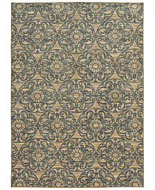 "CLOSEOUT! JHB Design  Brookside Emile Slate 5'3"" x 7'6"" Area Rug"
