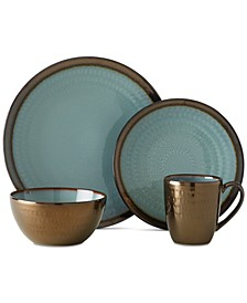 Gourmet Basics by  Anastasia 16-Piece Dinnerware Set