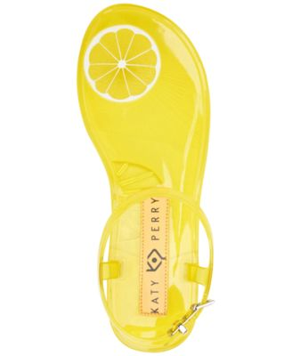 690547f9f Katy Perry Geli Novelty Scented Jelly Sandals   Reviews - Sandals   Flip  Flops - Shoes - Macy s