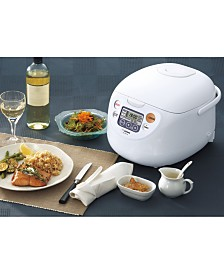 Zojirushi NS-WAC18 Micom Rice Cooker & Warmer