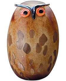 Iittala Toikka Birds, Uhuu Owl