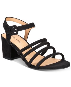 ZiGi Soho Gladys Block-Heel Sandals Women