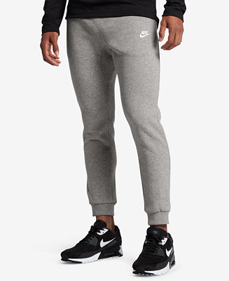 Nike Men S Fleece Jogger Pants Amp Reviews All Activewear