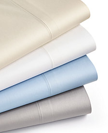 LAST ACT! Dream Science by Martha Stewart Collection Allergy Sleep System Sheet Sets, 350 Thread Count 100% Cotton, AAFA Certified, Created for Macy's