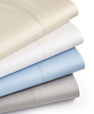 Dream Science by Martha Stewart Collection Allergy Sleep System Sheet Sets, 350 Thread Count 100% Cotton, AAFA Certified, Only at Macy's