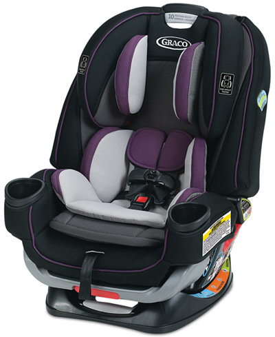 graco extend2fit 4ever all in one 4 in 1 convertible car seat baby strollers gear kids. Black Bedroom Furniture Sets. Home Design Ideas