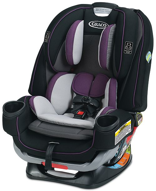 Graco Extend2Fit 4Ever All In One 4 1 Convertible Car Seat