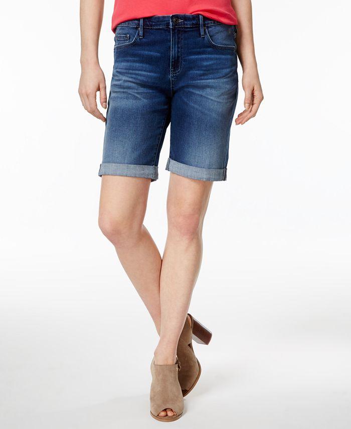 Tommy Hilfiger - Cuffed Bermuda Shorts