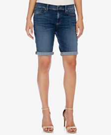 Denim Womens Shorts - Macy's