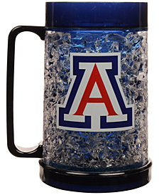 Memory Company Arizona Wildcats 16oz Freezer Mug Color Insert