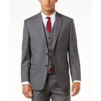 Ralph Lauren Solid Ultraflex Classic-Fit Wool Jacket