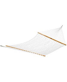 Presidential Size Original Polyester Rope Hammock, Quick Ship