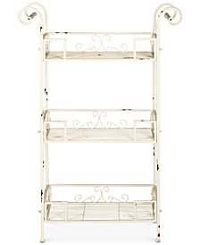 Pitmann Outdoor 3 Tier Shelf, Quick Ship