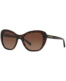 Coach Polarized Polarized Sunglasses , HC8204